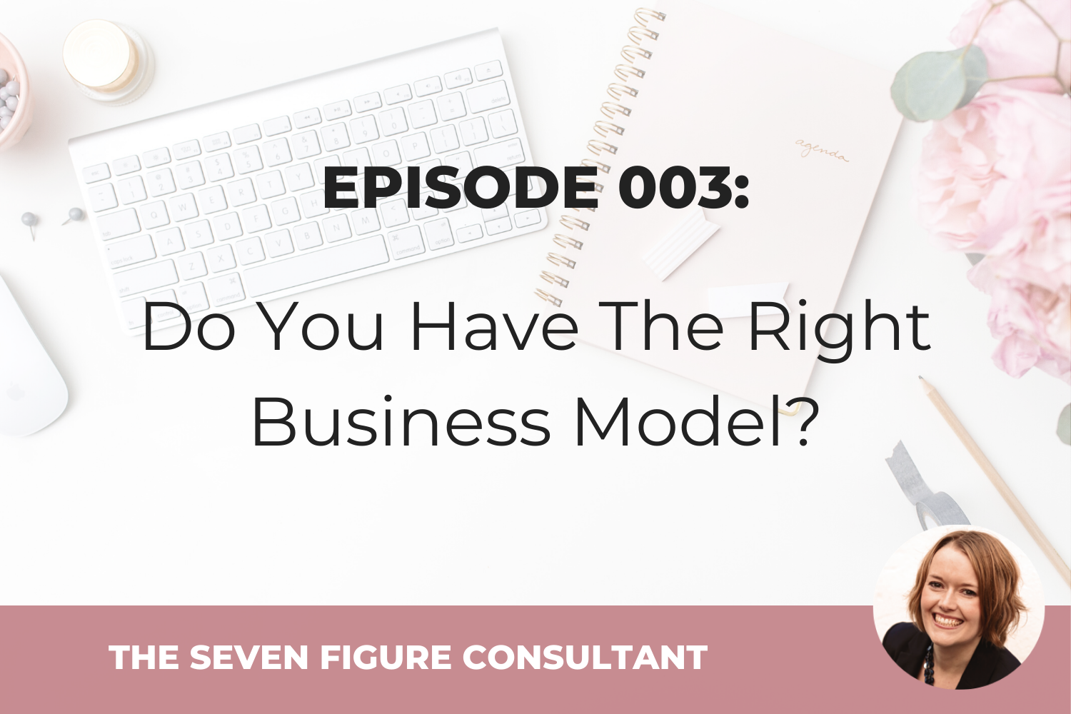 Episode 003: Do You Have The Right Business Model?