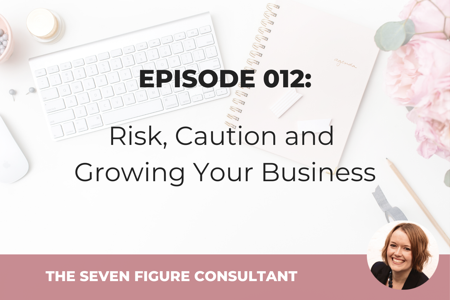 Episode 012: Risk, Caution and Growing Your Business