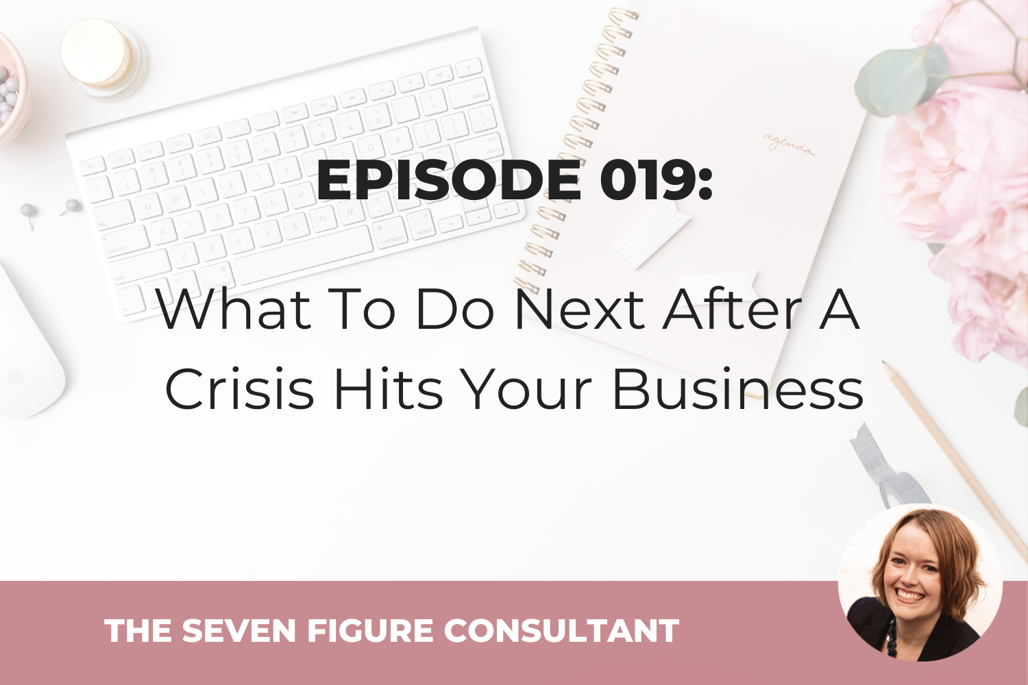 Episode 019: What To Do Next After A Crisis Hits Your Business