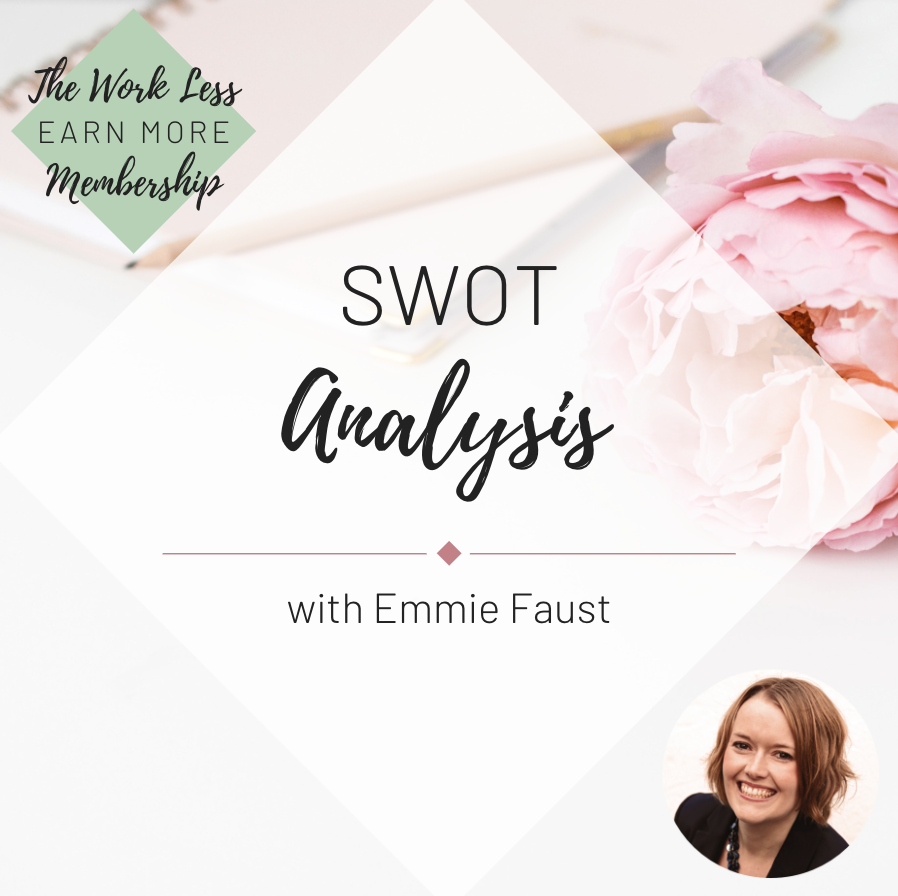 SWOT Analysis with Emmie Faust