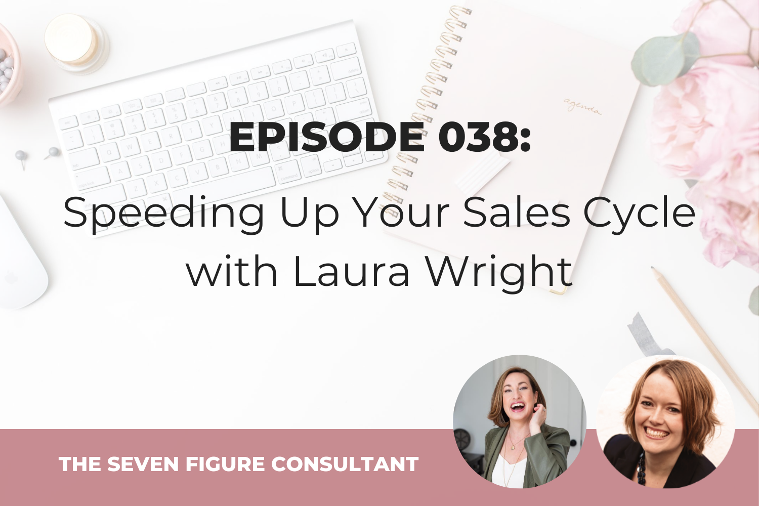Episode 038: Speeding Up Your Sales Cycle, with Laura Wright